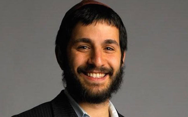 Rabbi Hanon Hecht (Courtesy of Chabad)