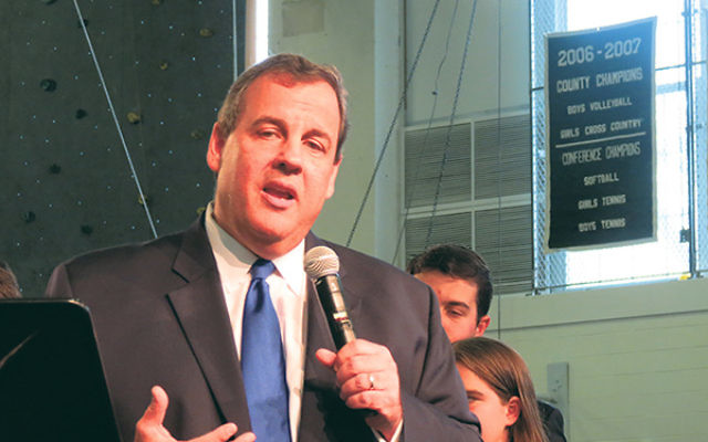 """As he announced his candidacy for the Republican presidential nomination, Gov. Chris Christie said that """"both parties have failed our country."""""""