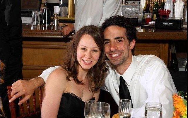 Sarah and Matthew Cohen