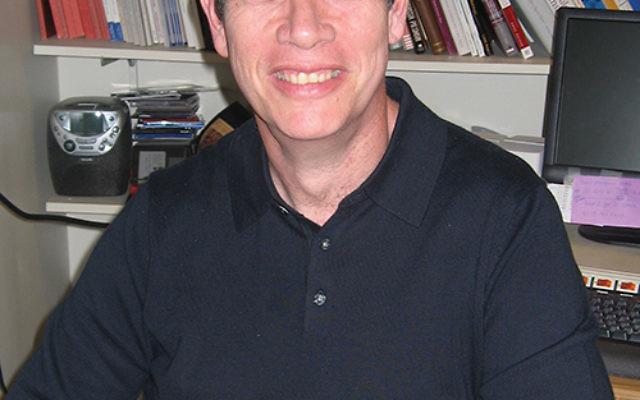 Steven M. Cohen. Photo by Marion Lev-Cohen