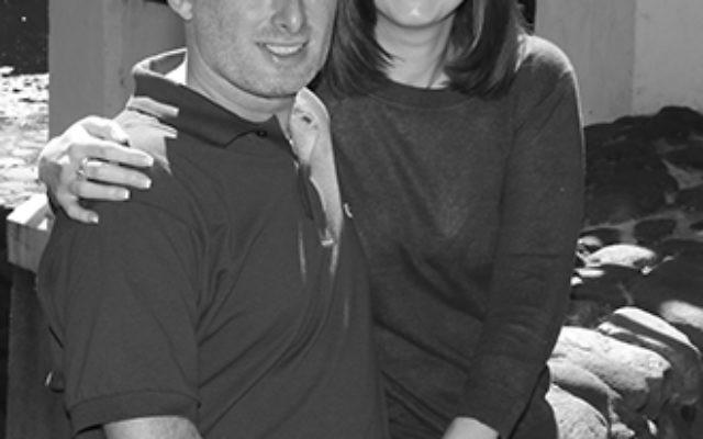 Todd Cohen and Marisa Weissman