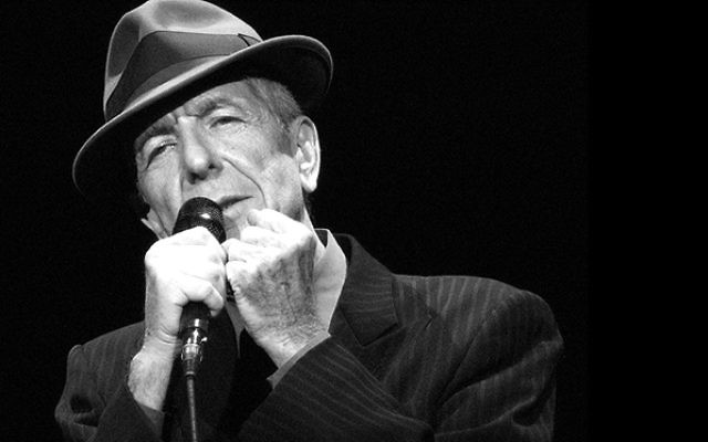 The Jewish Center and Zamru are hosting a concert to mark the first yahrtzeit of singer, songwriter, and poet Leonard Cohen.