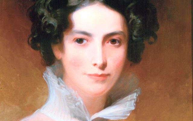 Rebecca Gratz, 1831, by Thomas Sully, American, born England, 1783–1872. The Rosenbach, Philadelphia