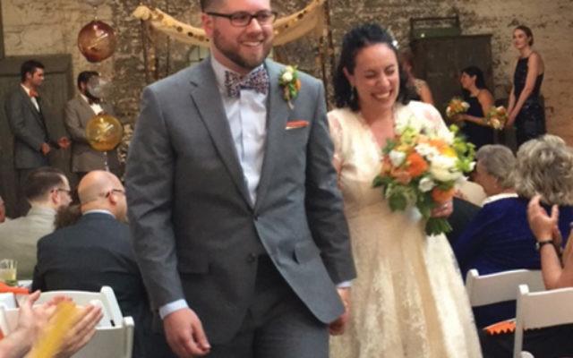 David Durden and Melissa Wertheimer