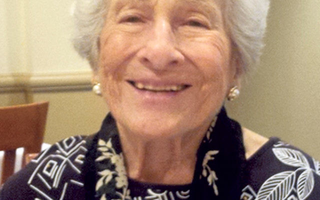 Edith Rose, celebrating a century plus five