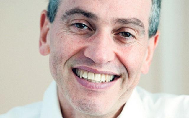 "Rabbi Dan Ehrenkrantz advocates developing measures for ""the new anti-Semitism."""