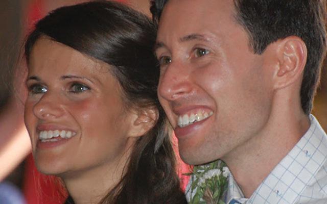 Sheira Stein and Seth Lemerman