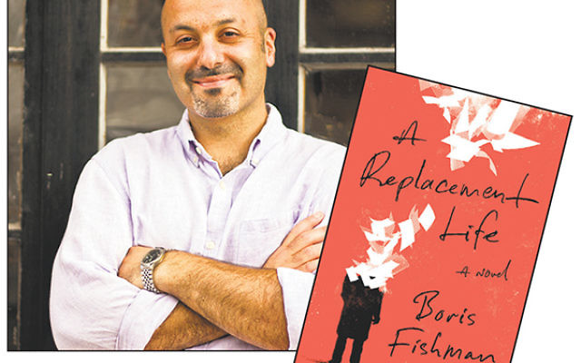 """Boris Fishman says his characters' Jewishness """"comes through in a lot of cultural ways."""""""