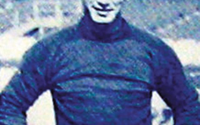 Benny Friedman in a 1929 photo