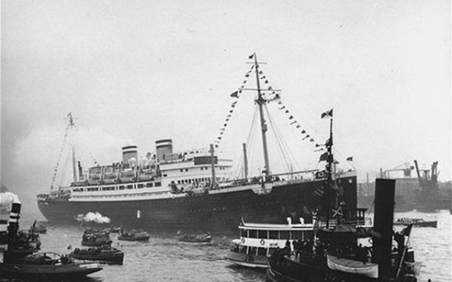 More than 250 Jewish refugees aboard the MS St. Louis died in the Holocaust after the ship was denied entry to the United States, Canada, and Cuba in 1939.
