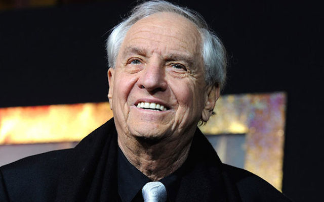 Garry Marshall at the premiere of New Year's Eve at Grauman's Chinese Theatre in Hollywood, Calif., Dec. 5, 2011. (Kevin Winter/Getty Images)