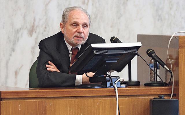 "JONAH codirector Arthur Goldberg testified his organization sought ""to help people overcome their homosexual feelings in a Torah-true way."""