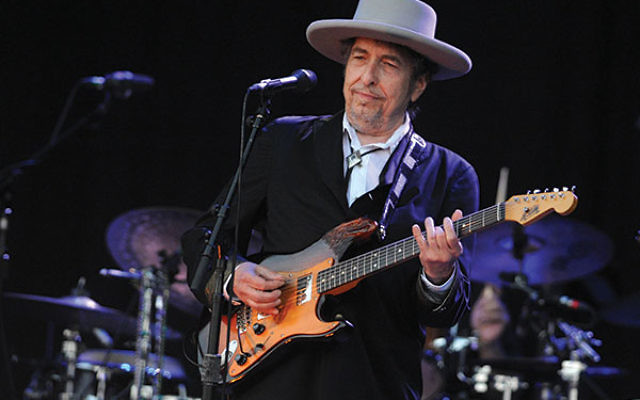 """Bob Dylan said he wanted to write """"as if from the Other World."""