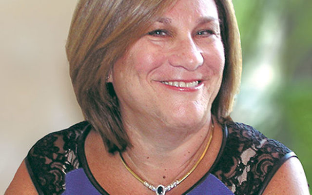 """Sheryl Grutman said she is """"100 percent certain"""" the merger will benefit both communities."""
