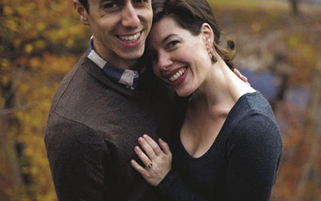 Lane Goodman and Rebecca Haagens