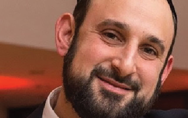 Rabbi Sariel Malitzky