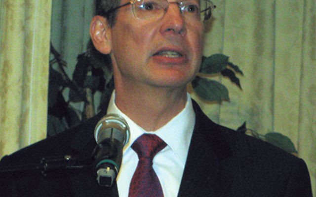 Stuart Rabner, chief justice of New Jersey's Supreme Court, said it took decades for individual states to protect the religious freedom of minorities, even after passage of the First Amendment.