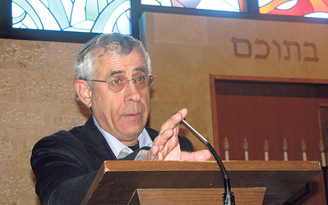 """Israeli intelligence expert Mordechai Kedar said, """"If Israel feels the guillotine starts to cut our throats, Israel will act regardless of what the world thinks."""""""