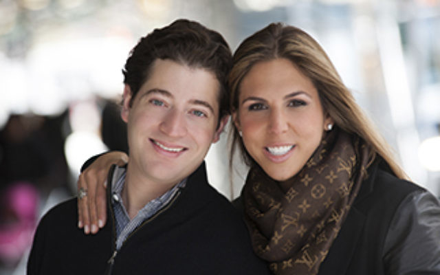 Ryan and Stephanie Abramow