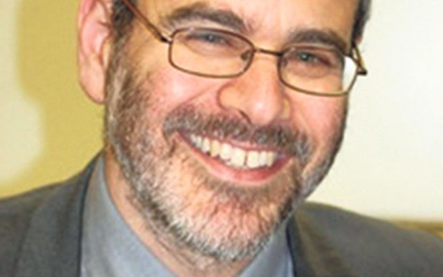 """Doron Kornbluth said his books and talks are used by """"all segments of the Jewish community."""""""