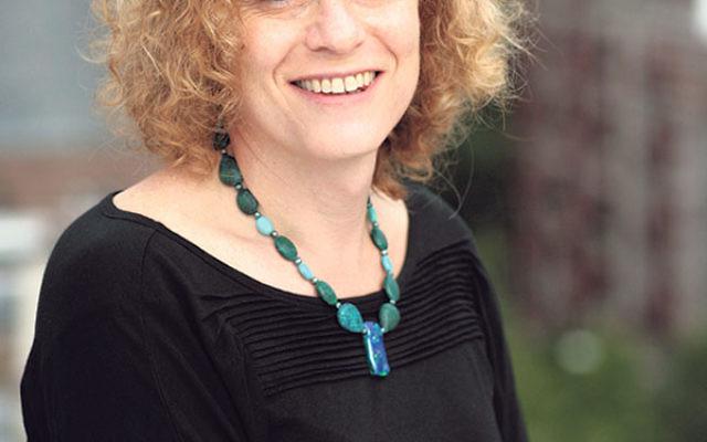 Joy Landin will discuss her transition as scholar-in-residence at Bnai Keshet.