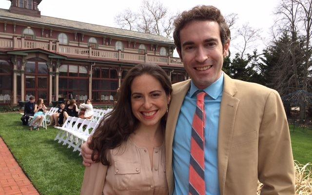 Kate Lee and Zachary Seward