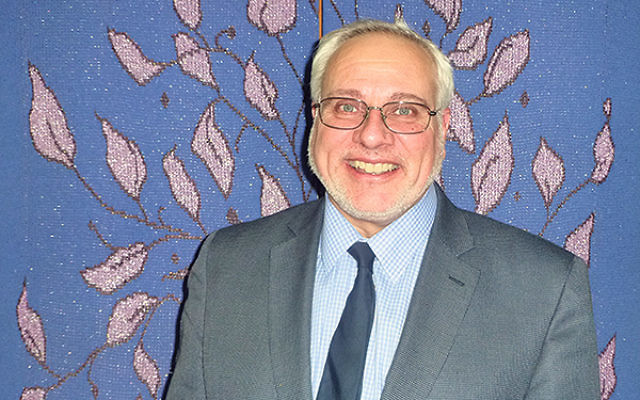 """Rabbi Benjamin Levy said he sees his congregation as """"a beacon of light for liberal Judaism in Middlesex County, spreading God's light and kindness."""""""