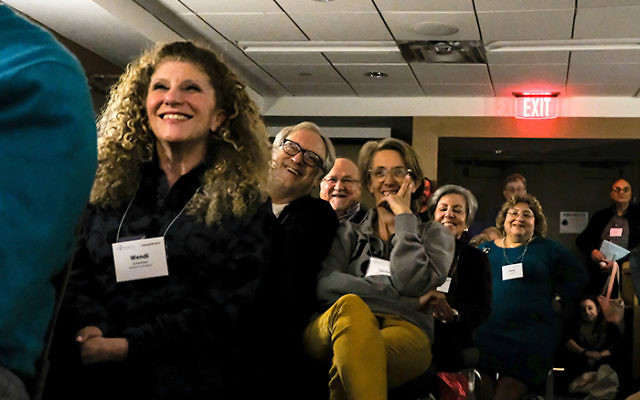 The 2017 Limmud NY which took place at the Hyatt Regency, Princeton, attracted more than 750 attendees. Photo courtesy Michal Shapir and Limmud NY
