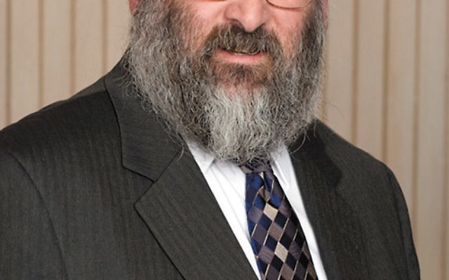 Rabbi George Nudell recently retired from Congregation Beth Israel in Scotch Plains.