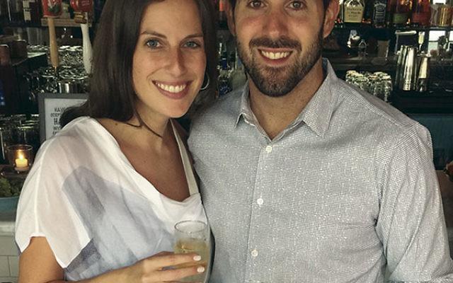 Erica Marks and Jason Gelman