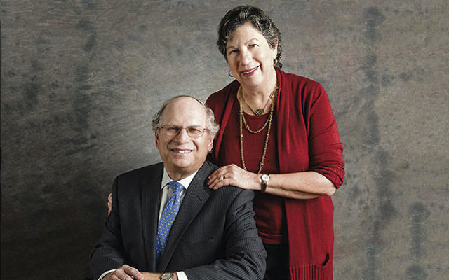 Max and Gail Kleinman will be honored at the UJA benefit concert for their years of service to the community.