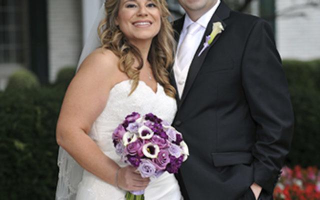Rachelle Namm Gavrich and Michael Gavrich