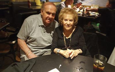 Merwin and Elaine Nelkin