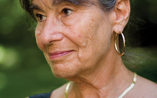 Poet, critic, and midrashist Alicia Ostriker