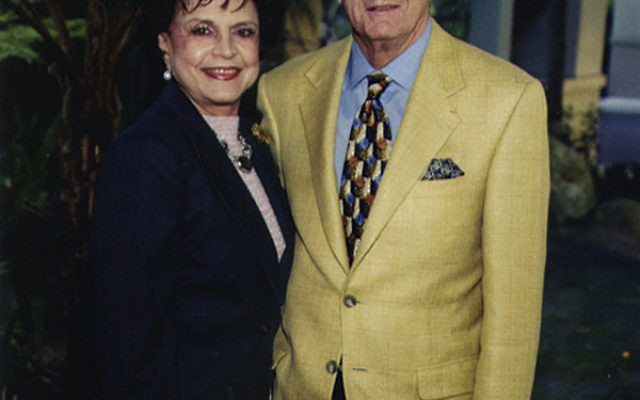 George and Martha Rich