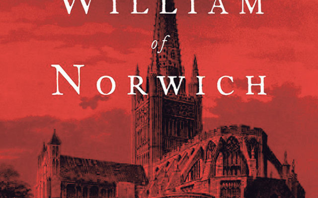 The Murder of William of Norwich: The Origins of the Blood Libel in Medieval Europe (Oxford University Press, 2015)