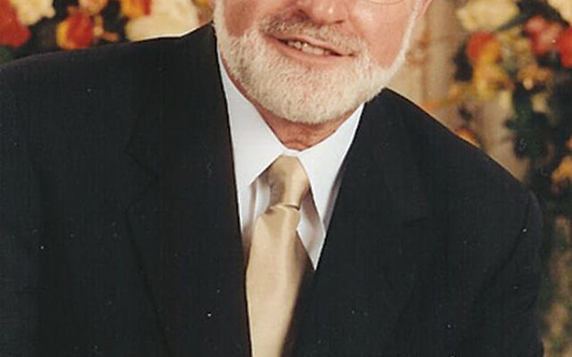Rabbi Dr. Bernhard Rosenberg