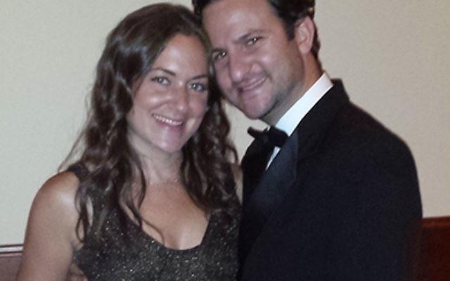 Rachel Kaplan and Daniel Schwartz