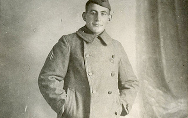 Sgt. William Shemin, the 14th Jewish serviceman to receive the Medal of Honor, America's highest recognition of wartime heroism.