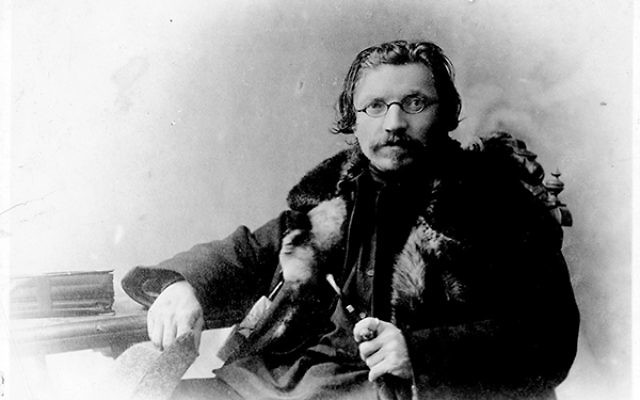 Learning about Sholem Aleichem is timely; 2016 is the 100th anniversary of the Yiddish author's death.