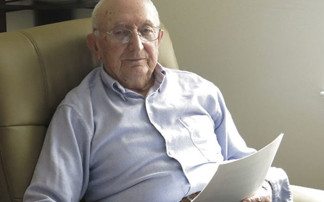 Solomon Spierer is publishing a book about the upheaval and tragedy his family endured before and during World War II.