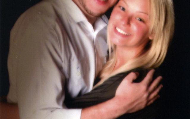 Jayson Tornberg and Melissa Pavlock