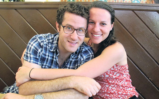 Lena Silver and Aaron Wolfson are getting married in Los Angeles on Feb. 14.