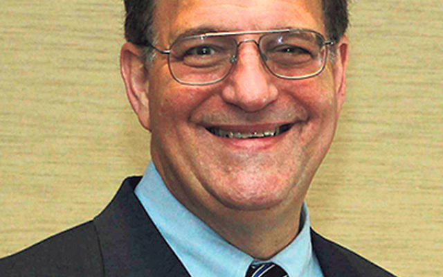 "Rabbi Don Weber said he is thrilled to continue his ""sacred job"" at Temple Rodeph Torah."