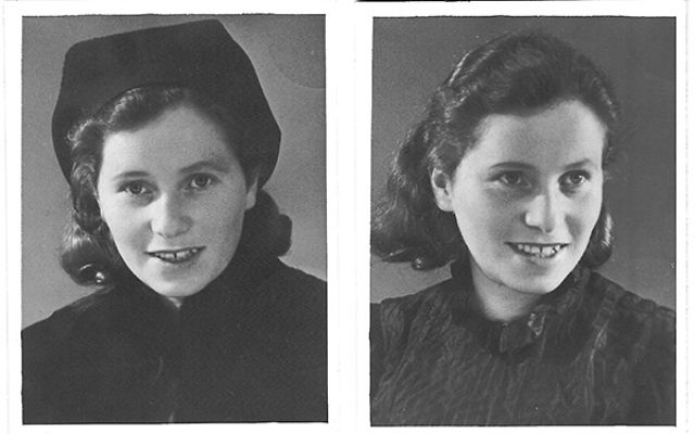 Photos of Valy were found among the letters she had written to Wildman's grandfather.