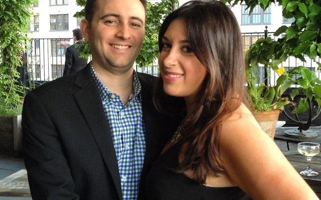 Lee Forman and Lauren Zins