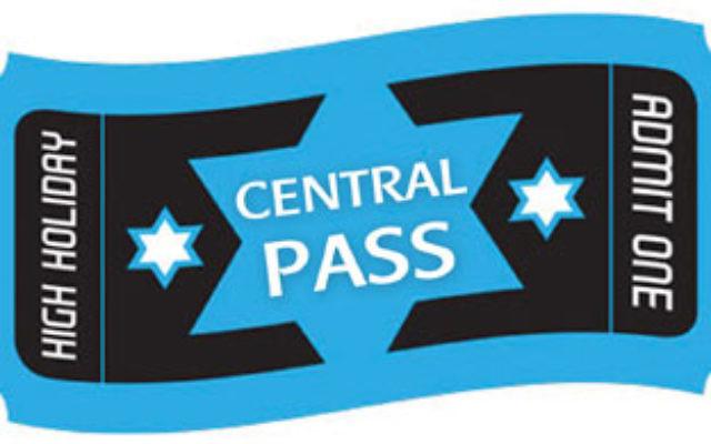 Central Pass logo