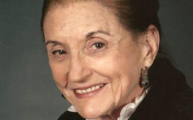 Pediatrician and author Dr. Gloria Schrager