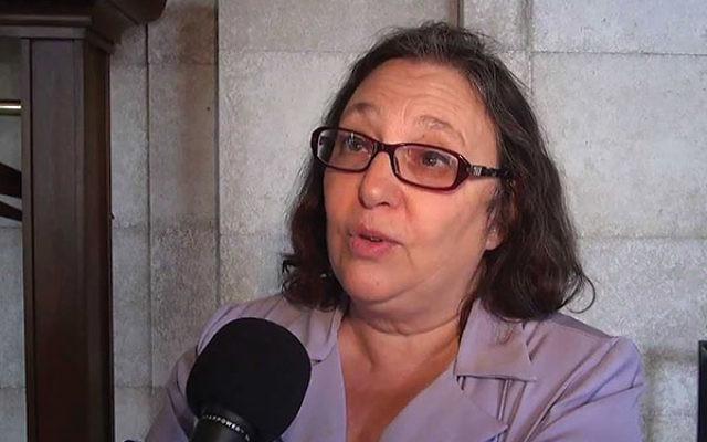 Hetty Rosenstein, one of 14 New Jersey Democraticelectors.