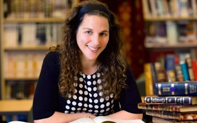 Rabbi Lila Kagedan, 35, was ordained this summer by Yeshivat Maharat, the seminary created by Rabbi Avi Weiss to train Orthodox female clergy.